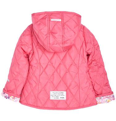 Endo - Pikowana kurtka dla dziewczynkia 1-3 lata N81A007_2