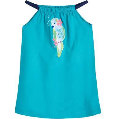 Endo - Sukienka na ramiączkach dla dziewczynki 3-8 lat D81H044_1
