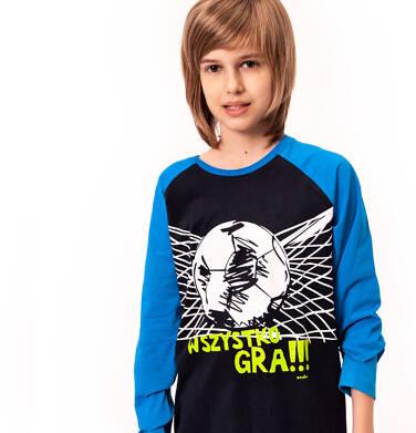 Endo - T-shirt z długim rękawem dla chłopca 9-13 lat C92G528_1