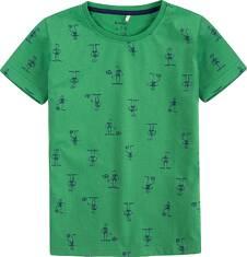 T-shirt dla chłopca 4-8 lat C71G091_1