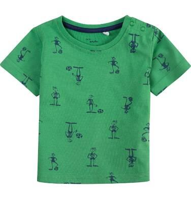 Endo - Bluzka z krótkim rękawem  dla dziecka 0-3 lat N71G069_1