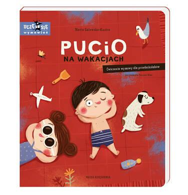 Endo - Pucio na wakacjach. Ćwiczenia wymowy dla przedszkolaków BK92207_1