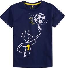 T-shirt dla chłopca 4-8 lat C71G074_1