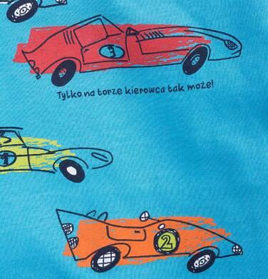 Endo - Bluzka z krótkim rękawem  dla dziecka 0-3 lat N71G095_1