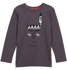 Endo - T-shirt z długim rękawem dla chłopca 3-8 lat C62G067_2