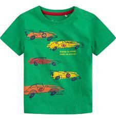 Bluzka z krótkim rękawem  dla dziecka 0-3 lat N71G096_1