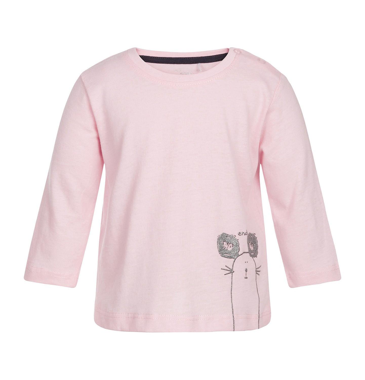 Endo - T-shirt z długim rękawem dla dziecka 0-3 lata N82G031_1