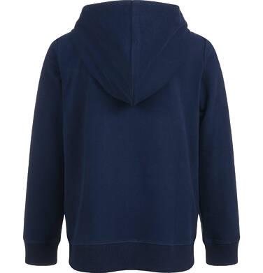 Endo - Bluza z kapturem dla chłopca, granatowa, 9-13 lat C04C026_1 20