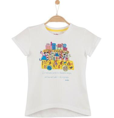 Endo - Bluzka dla dziewczynki D61G067_1 7