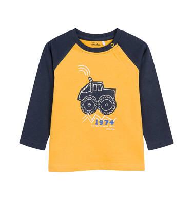 Endo - T-shirt z długim rękawem dla dziecka 0-3 lata N92G053_1