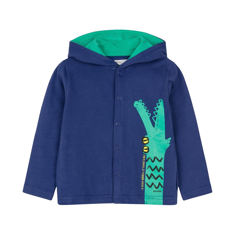 Endo - Bluza rozpinana dla dziecka 0-3 lata N91C023_1