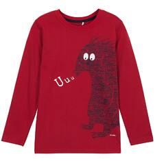 Endo - T-shirt z długim rękawem dla chłopca 3-8 lat C62G088_1