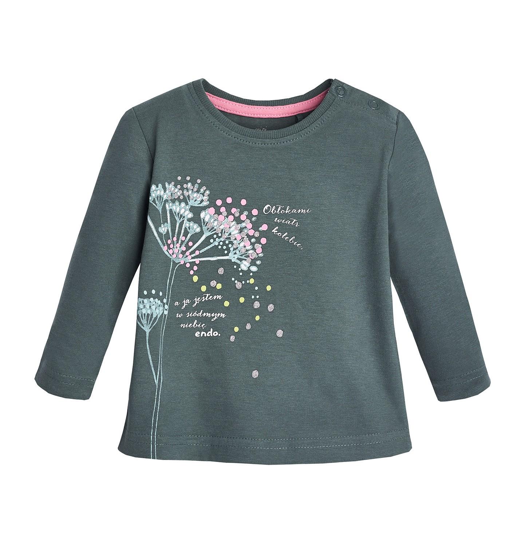 Endo - T-shirt z długim rękawem dla dziecka 0-3 lata N82G034_1
