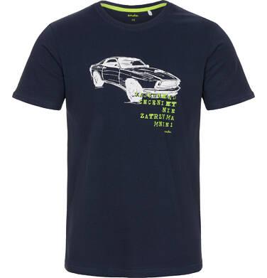 T-shirt męski z krótkim rękawem Q92G005_1