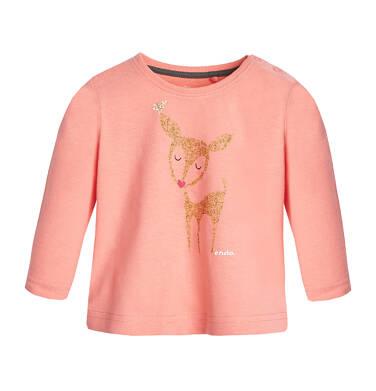 Endo - T-shirt z długim rękawem dla dziecka 0-3 lata N82G036_1