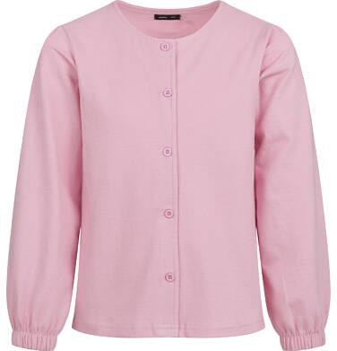 Endo - Bluza rozpinana dla dziewczynki, różowa, 2-8 lat D04C027_1 12