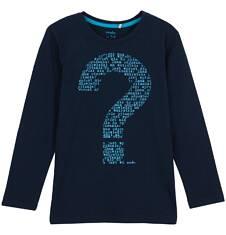 T-shirt z długim rękawem dla chłopca 3-8 lat C62G091_1