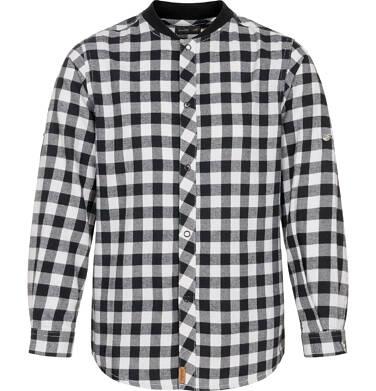 Koszula z długim rękawem dla chłopca 3-8 lat C92F007_1