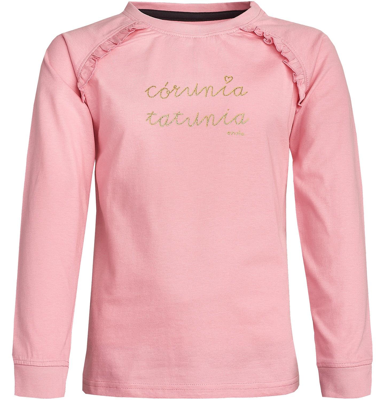 Endo - T-shirt z długim rękawem dla dziewczynki 3-8 lat D82G142_2