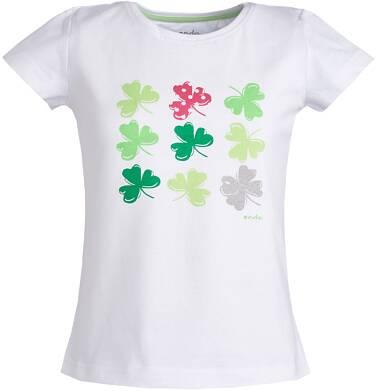 Endo - Bluzka z krótkim rękawem dla dziewczynki 9-13 lat D81G505_1