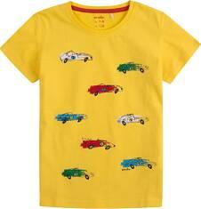 T-shirt dla chłopca 4-8 lat C71G049_1