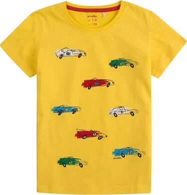 Endo - T-shirt dla chłopca 4-8 lat C71G049_1