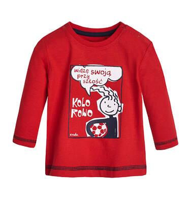 Endo - T-shirt z długim rękawem dla dziecka 0-3 lata N82G047_1