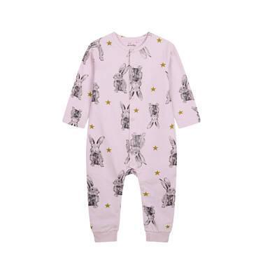 Endo - Pajac dla dziecka do 2 lat, różowy N04N026_1 4