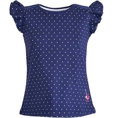 Endo - Bluzka z krótkim rękawem dla dziewczynki 9-13 lat D81G511_1