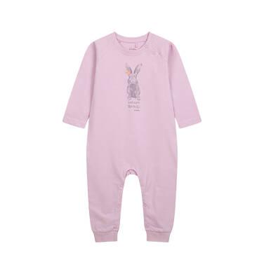 Endo - Pajac dla dziecka do 2 lat, różowy N04N027_1 16
