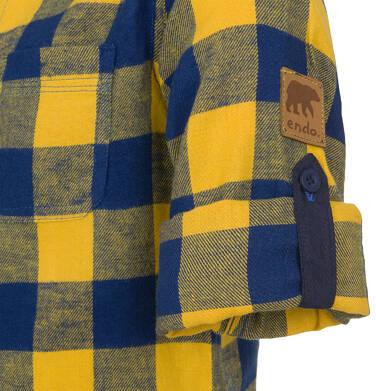 Endo - Koszula z długim rękawem dla chłopca 3-8 lat C92F004_1