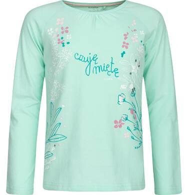 Endo - T-shirt z długim rękawem dla dziewczynki 9-13 lat D82G523_1
