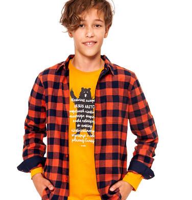 Endo - Koszula z długim rękawem dla chłopca 9-13 lat C92F504_2