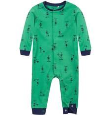 Endo - Pajac z długim rękawem  dla dziecka 0-3 lat N71N038_1