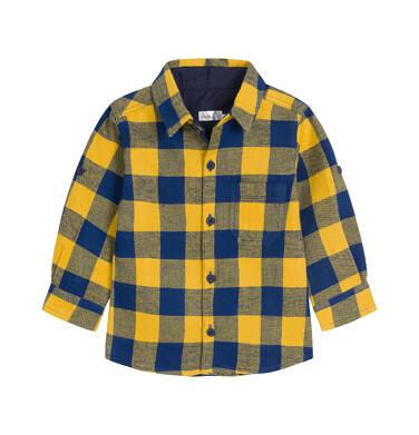 Endo - Koszula z długim rękawem dla dziecka 0-3 lata N92F009_1