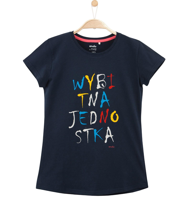 Endo - Bluzka dla dziewczynki D61G199_1
