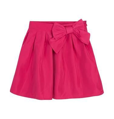 Endo - Satynowa spódnica dla dziewczynki 9-13 lat D72J513_2