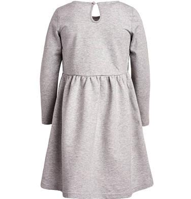 Endo - Sukienka z długim rękawem dla dziewczynki 3-8 lat D82H027_1