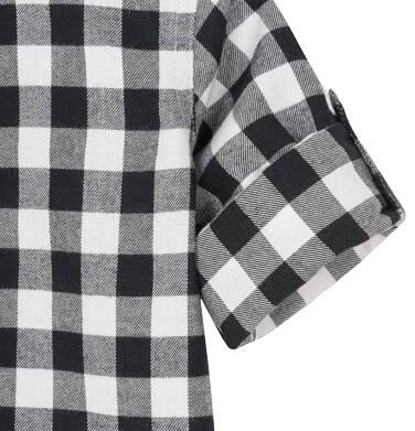 Endo - Koszula z długim rękawem dla dziecka 0-3 lata N92F011_1
