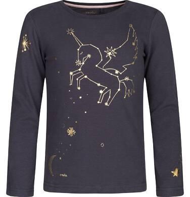 Endo - T-shirt z długim rękawem dla dziewczynki 9-13 lat D82G542_1