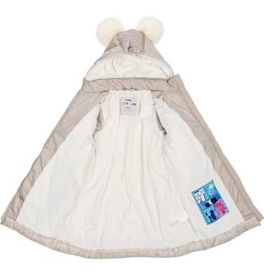Endo - Płaszcz pikowany dla dziewczynki 3-8 lat D82A011_2
