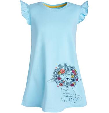 Endo - Sukienka z krótkim rękawem dla dziewczynki 9-13 lat D81H509_1