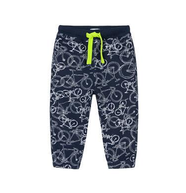 Spodnie dresowe długie dla dziecka 0-3 lata N91K048_1