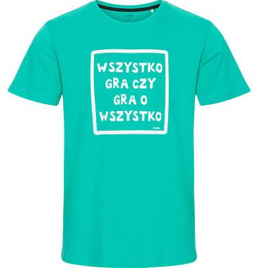 T-shirt męski z krótkim rękawem Q92G001_1