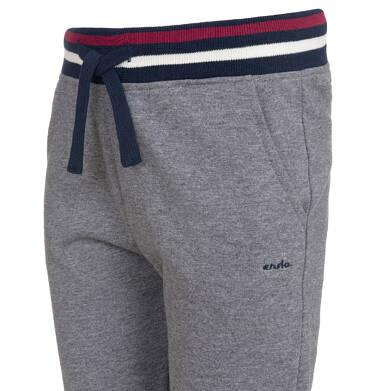 Endo - Spodnie dresowe dla chłopca, melanż, 9-13 lat C92K506_1