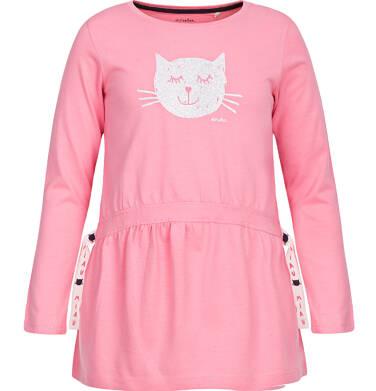 Endo - T-shirt z długim rękawem dla dziewczynki 9-13 lat D82G550_1