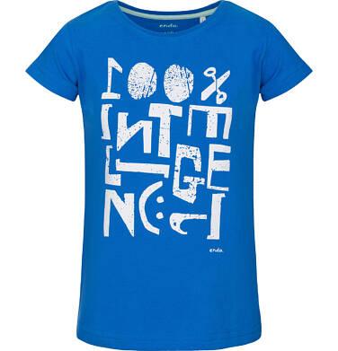 Endo - T-shirt z krótkim rękawem dla dziewczynki 9-13 lat D91G666_1
