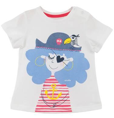 Endo - Bluzka dla niemowlaka N61G013_1