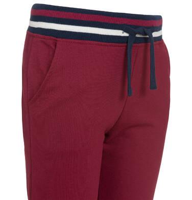 Endo - Spodnie dresowe dla chłopca, bordowe, 9-13 lat C92K506_3