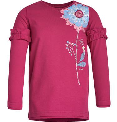 Endo - Tunika z długim rękawem dla dziewczynki 9-13 lat D82G618_2